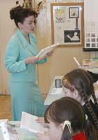 Козлова Жанна Валерьевна, победитель конкурса городов ЗАТО «Учитель года – 2004»
