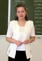 Новикова Елена Николаевна, учитель английского языка лицея, победитель конкурса городов ЗАТО «Учитель года – 2003»