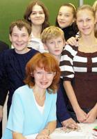 Глухова Наталья Владимировна, учитель физики школы № 71, победитель конкурса городов ЗАТО «Учитель года – 2008»