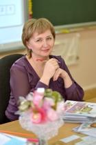 Основина Лина Юрьевна, учитель начальных классов школы №76, «Почетный работник общего образования РФ»