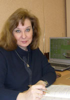 Власова Ирина Альбертовна, педагог дополнительного образования ЦДТ, «Почетный работник общего образования РФ»
