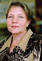 Першина Лидия Ивановна, Учитель школы № 64, «Отличник народного просвещения РСФСР»