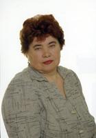 Березина Людмила Ивановна, учитель биологии школы № 75, «Отличник народного просвещения РСФСР»
