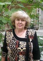 Канашевская Маргарита Сергеевна, учитель математики школы №76, «Почетный работник общего образования РФ»