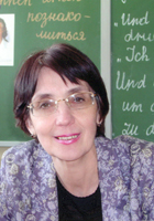 Шерстнёва Галина Тарасовна, учитель немецкого языка школы № 76, «Почетный работник общего образования РФ»