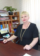 Цимлякова Ольга Гелиантиновна, заместитель начальника МКУ УО, «Почетный работник общего образования РФ»