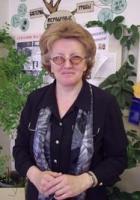 Лущаева Ирина Юрьевна, заместитель директора по ВР школы № 64, «Почетный работник общего образования РФ»