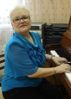 Вотинова Алла Юрьевна, музыкальный руководитель детского сада №17, «Почетный работник общего образования РФ»