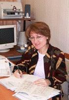 Макарихина Луиза Фагиловна, педагог-психолог ЦДК, «Почетный работник общего образования РФ»