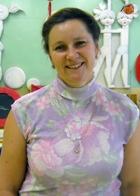 Теплова Ираида Анатольевна, инструктор по физической культуре ДОУ №18, «Отличник народного просвещения РСФСР»