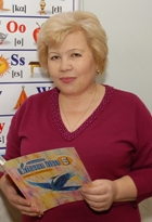 Перлова Елена Ивановна, учитель французского языка школы № 64, победитель конкурсного отбора лучших учителей в рамках ПНПО «Образование»