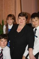 Приходько Ирина Александровна, директор школы №71, «Почетный работник общего образования РФ»