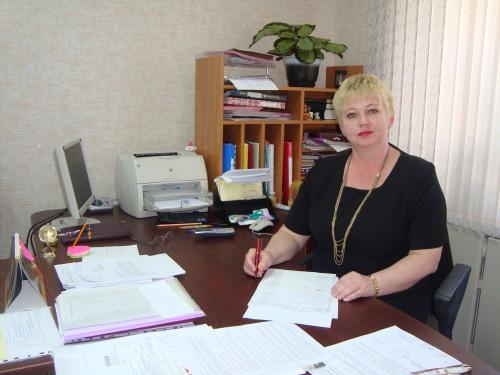 Цимлякова Ольга Гелиантиновна